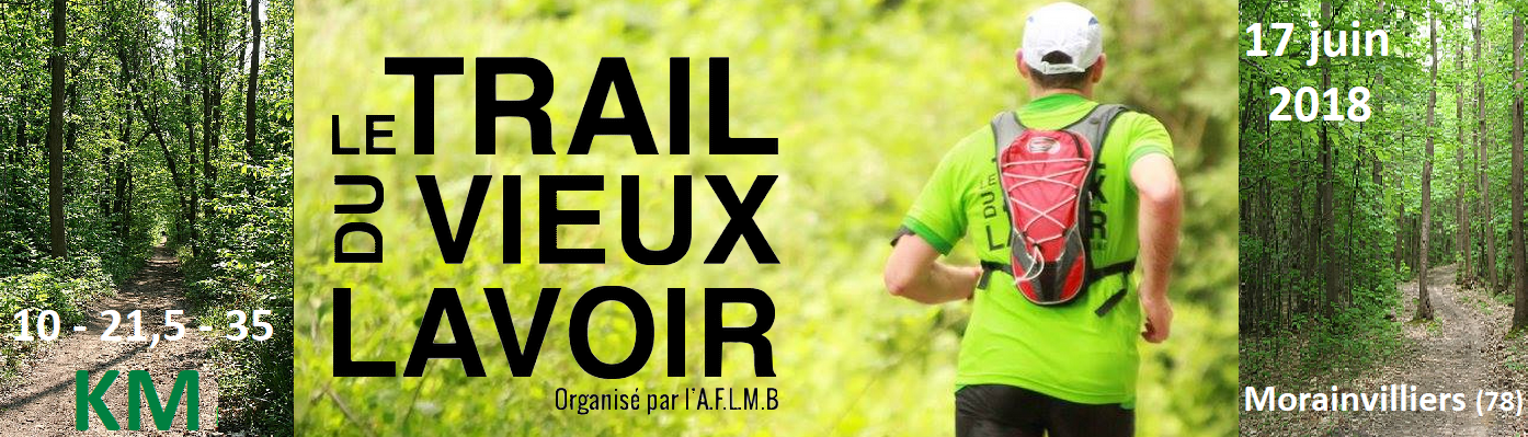 Trail du Vieux Lavoir, Morainvilliers